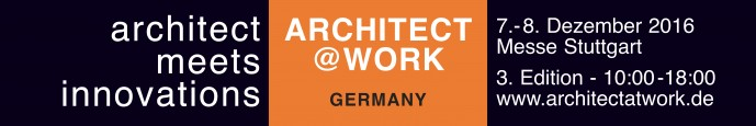 Architect@Work Stuttgart 2016
