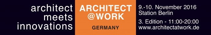 Architect@Work Berlin 2016