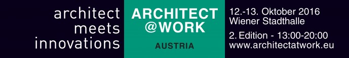 Architect@Work Wien 2016