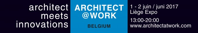 Architect@Work Liège 2017